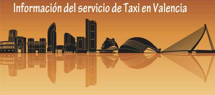 Información Taxi Valencia